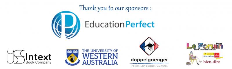2019 conference sponsors